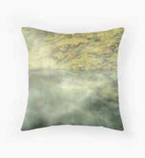 Aryan Mist Throw Pillow