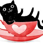 My cup of tea by shizayats