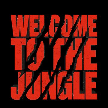 Welcome To The Jungle | Watch The Eye Of the Tiger by JohnPhillips