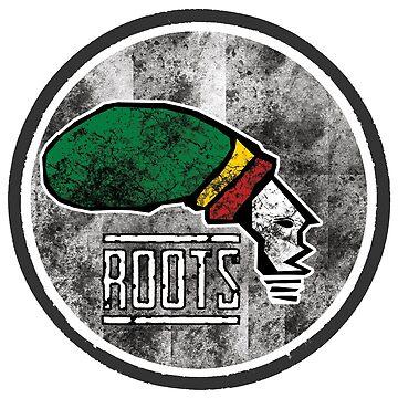 real rasta roots von Periartwork