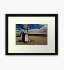 Wild New Zealand Framed Print