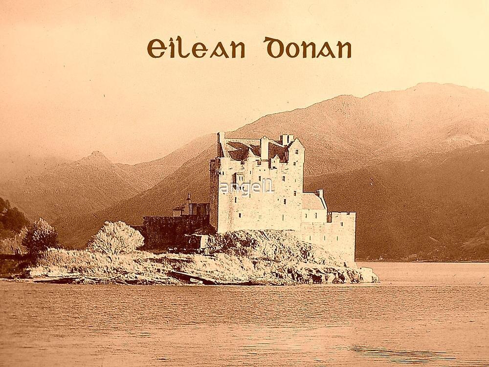 Eilean Donan Castle by ©The Creative  Minds