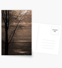 Winter Softly Postcards