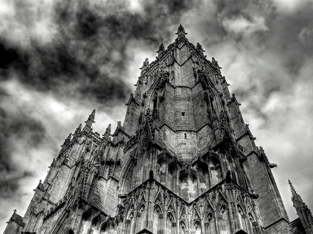 York Minster by James Dolan