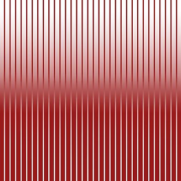 Red Variegated Reverse Stripe Vertical by MomsBoxerShorts