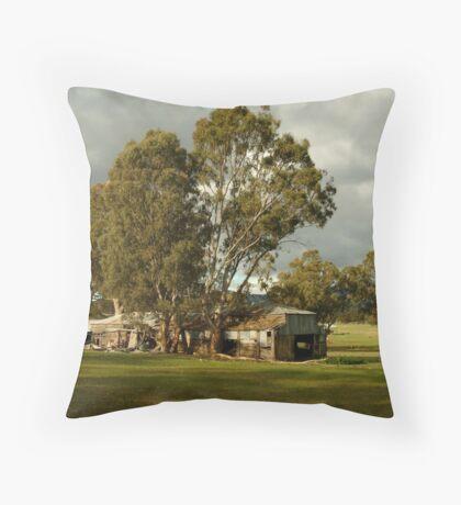 Wartook Valley,Grampians Throw Pillow