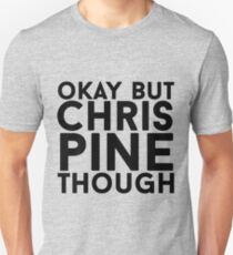Chris Pine Unisex T-Shirt