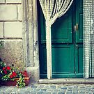 Door detail by Silvia Ganora