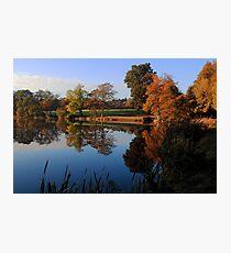 Hillsborough Lake Photographic Print