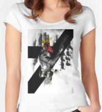 Grifter Women's Fitted Scoop T-Shirt