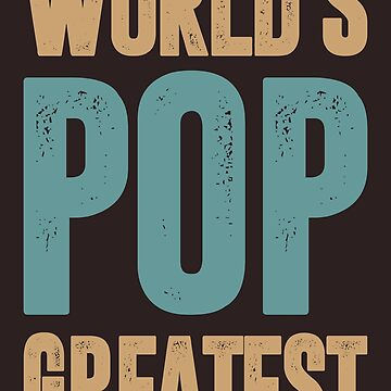 WORLD'S POP GREATEST by alececonello