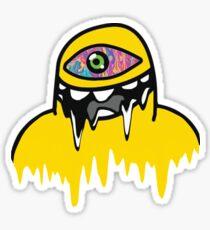 Subtronics Trippy Cyclops Sticker