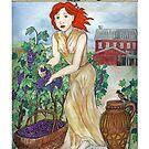 Maryland Winery by DarkRubyMoon