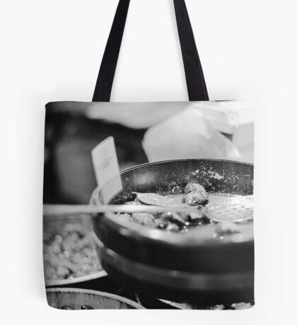 Olive & Let Live Tote Bag