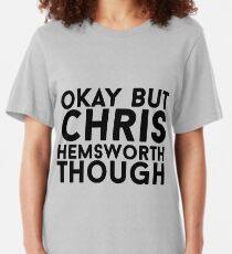 Chris Hemsworth Slim Fit T-Shirt