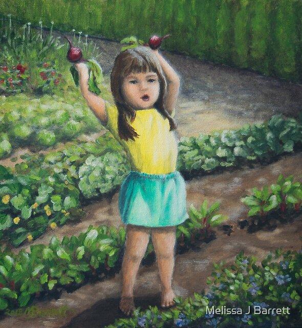 She's Got the Beets by Melissa J Barrett