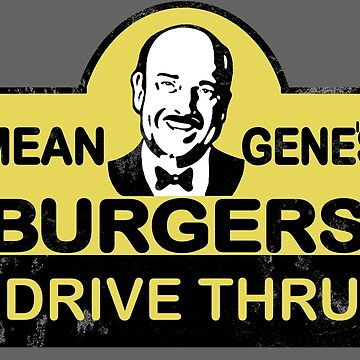 Mean Gene's Burgers (Drive Thru) by SoCalKid