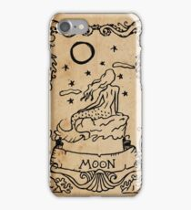 Mermaid Tarot: The Moon iPhone Case/Skin