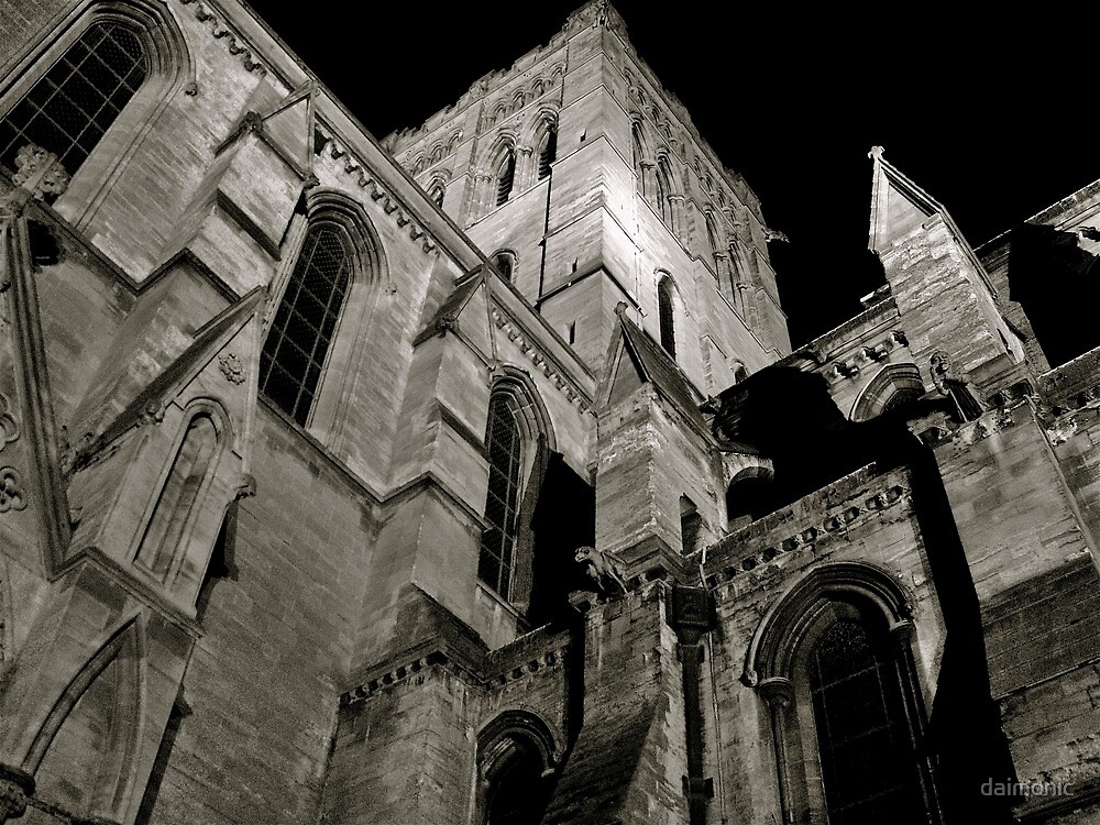 St Johns Cathedral, Norwich by daimonic