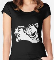 The Count Women's Fitted Scoop T-Shirt
