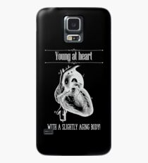 Young At Heart - Reverse Image Case/Skin for Samsung Galaxy