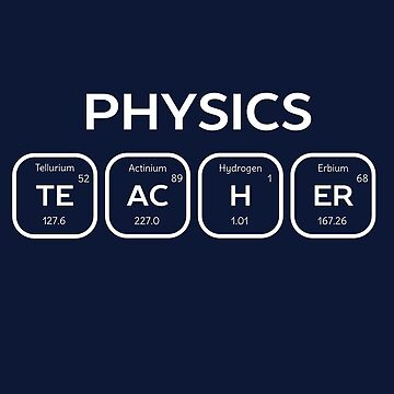 Physics Periodic Table Teach  by happinessinatee