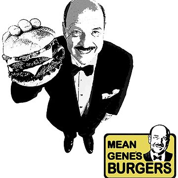 Mean Gene's Burgers by SoCalKid