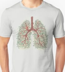 Lungs Slim Fit T-Shirt
