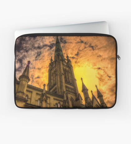 St. James Cathedral 2 Laptop Sleeve