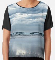 Storm is coming Chiffon Top