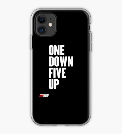 One down five up iPhone Case