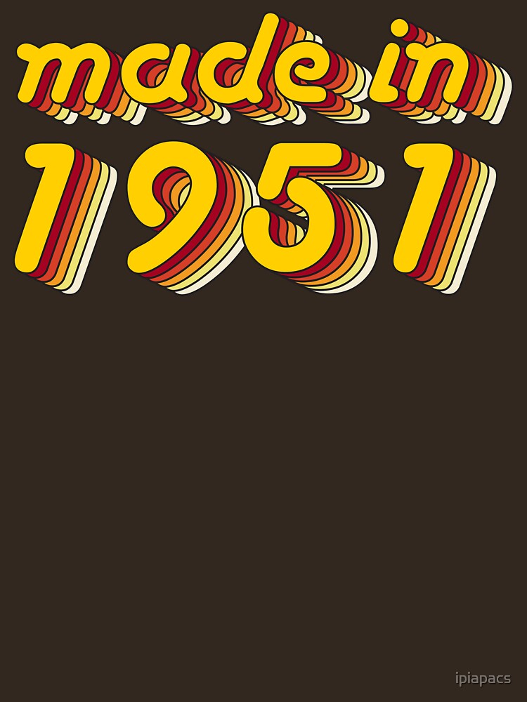 Made in 1951 (Yellow&Red) by ipiapacs