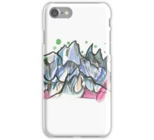 Mountain, Wild Range iPhone Case/Skin