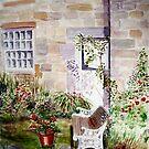 Kirkwelpington Garden by Woodie