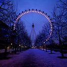London Eye by MissBritt