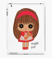 Soufflé Girl iPad Case/Skin