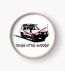 Landcruiser - Tough Little Mudder - Toyota Clock