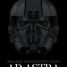 Imperial TIE Pilot - Ad Astra by nothinguntried