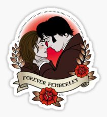 Pride and Prejudice Sticker