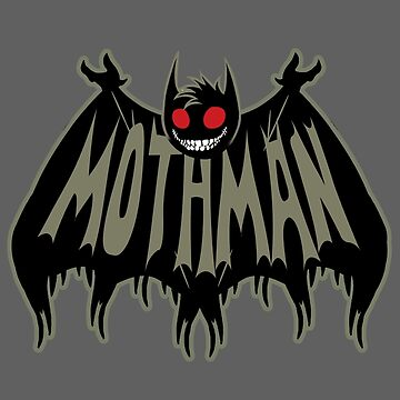 MothMan by Tee-Nation
