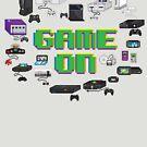 Game On - 30 Years of Gaming by LunaAndromeda