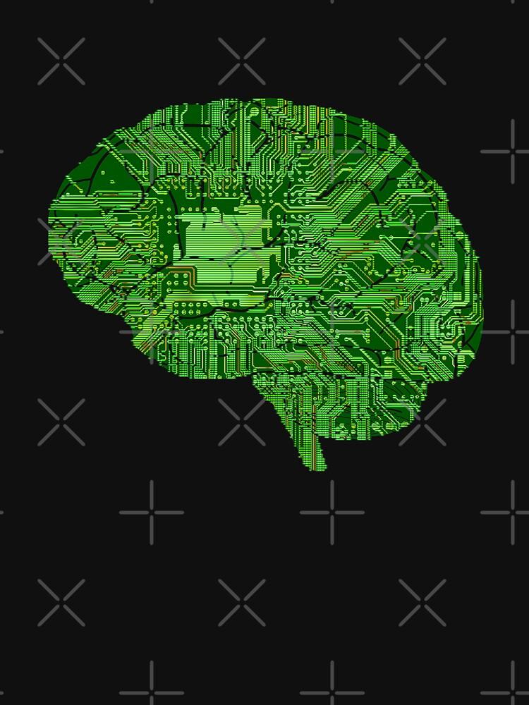 Brain In A Jar by drrhk