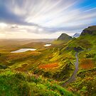 The Quiraing by Adrian Alford Photography
