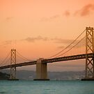 San Francisco Bay Bridge by Mandy Wiltse