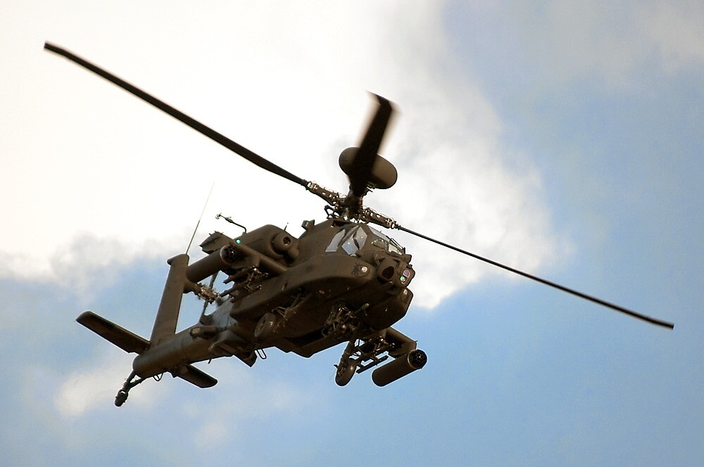 Apache WAH64D by lynxpilot