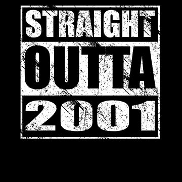 Straight Outta 2001 by kirei