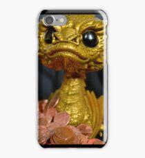 Golden Smaug Funko Pop  iPhone Case/Skin