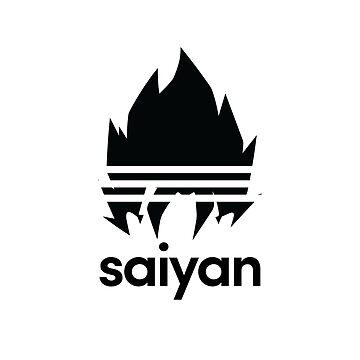 Saiyan Vegito - Sports Design by MightyOwlDesign