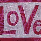 Love pink by Jennifer Mazzucco