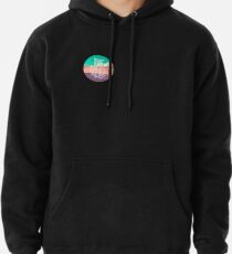 Letztes Dinosaurier-Logo Hoodie